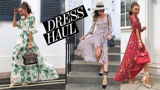ASOS Summer Dress HAUL & TRY ON!