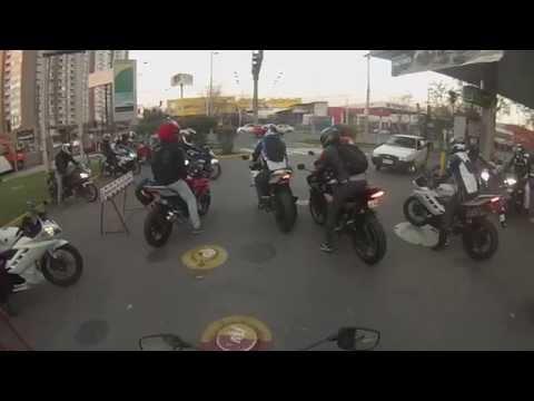 Club Yamaha R15 y Chile Motos