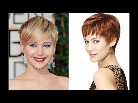 Женские стрижки на короткие волосы 2020.  Модные прически.