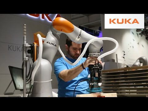 KUKA Innovation Award 2016 - Creating the Future Robotic World