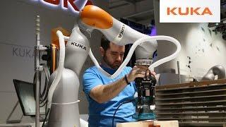 KUKA Innovation Award 2016 - Creating the Future Robotic World