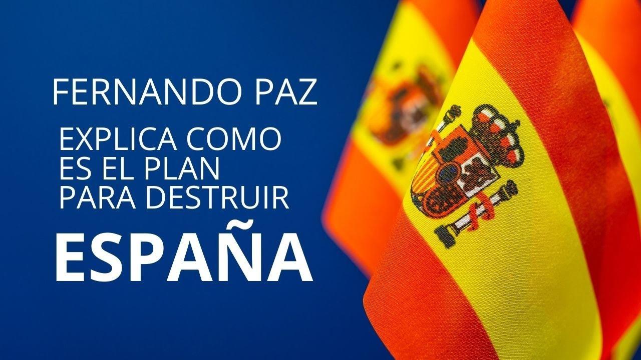 Pedro y Pablo quieren Destruir al Rey y a España. Fernando Paz y Patricio Lons