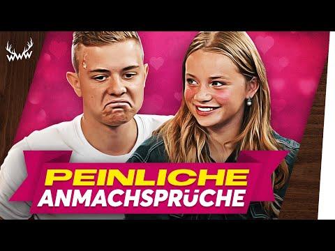 Die PEINLICHSTEN Anmachsprüche! (mit Jonas Ems, Luna Wedler & Aaron Hilmer)