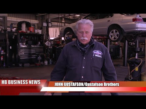 GUSTAFSON BROTHERS ESSENTIALLY DRIVEN IN HB
