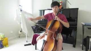 [Cello cover] Let it Go