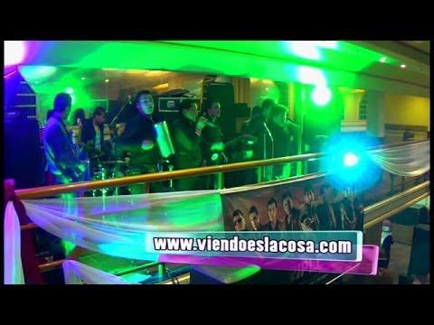 VIDEO: TRIPLE X - Yo quiero saber que te pasa - En Vivo - WWW.VIENDOESLACOSA.COM - Cumbia 2014