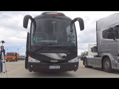 Scania Irizar PB Ludogorets Exterior And Interior