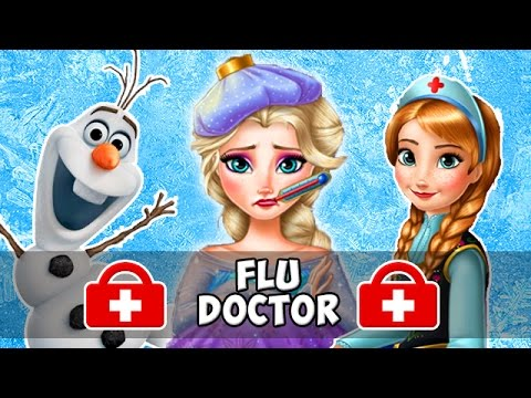 Disney Frozen Games – Frozen Doctor Compilation Movie Game