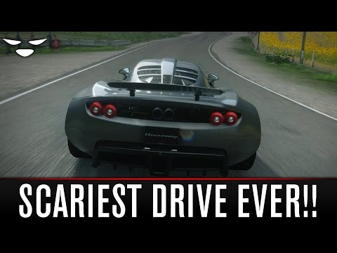 DRIVECLUB | SCARIEST DRIVE OF MY LIFE – Hennessey Venom GT