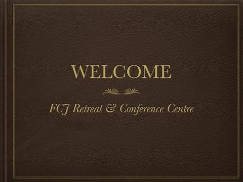 FCJ Retreat & Conference Centre l VIRTUAL TOUR