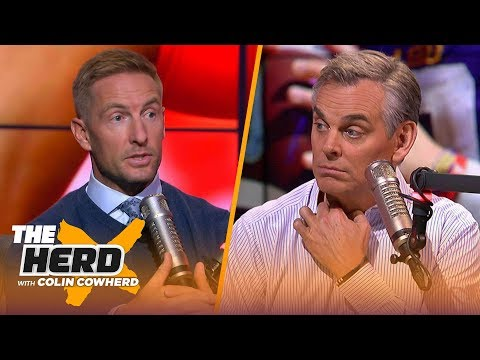 Joel Klatt thinks Chase Young can potentially win the Heisman Trophy, talks LSU | CFB | THE HERD