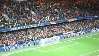 Chelsea vs Liverpool Stamford Bridge 29/11/2011