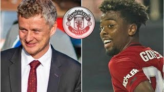 Man Utd boss Ole Gunnar Solskjaer contemplating Angel Gomes role change due to one star- transfer...