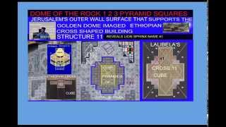 LION SPHINX OF GIZA &GAZA WAS JERUSALEM TEMPLE MOUNT CHIEF FOCUS
