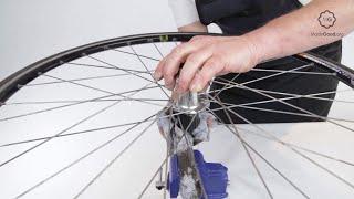 Replace A Freehub Body On A Bike Wheel