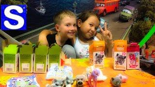 СВИТ БОКС Коробочки Сюрприз Sweet Box unboxing New surprise Toys,Пушистики Котята, Литл Пони.Фиксики