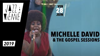 Création Jazz à Vienne 2019 : Camille, Sandra Nkaké...// Michelle David and The Gospel sessions