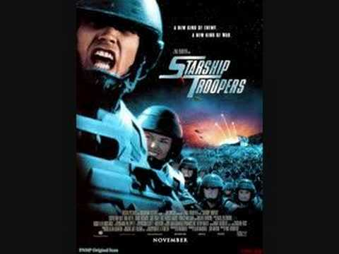 Starship troopers theme