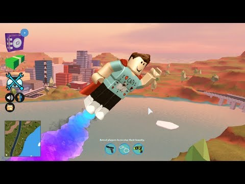 SUPERHERO UPDATE COMING TO ROBLOX JAILBREAK?