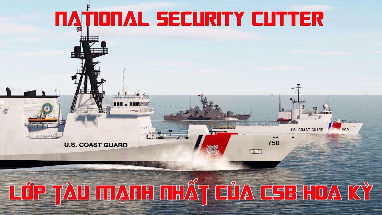 Chuyển giao tàu lớp Hamilton cho Việt Nam, CSB Mỹ chuyển sang dùng loại tàu nào? sức mạnh ra sao?
