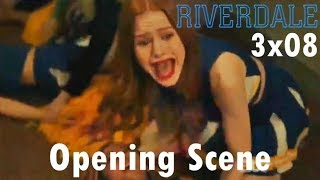 Riverdale 3x08 Opening scene