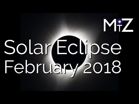 Solar Eclipse Thursday February 15th, 2018 - True Sidereal Astrology