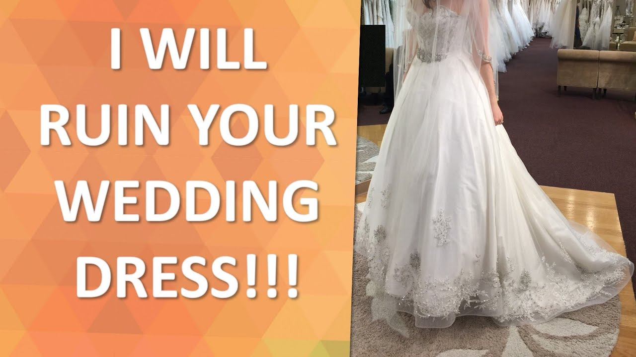 I WILL RUIN YOUR WEDDING DRESS!!! A petty revenge story
