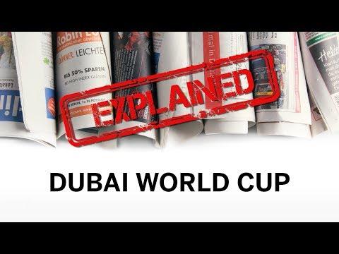 Explained: Dubai World Cup- The World's Richest Horse Race