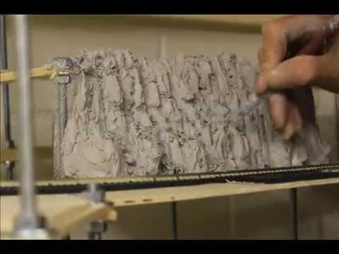 Modellbahn Felsen Gestalten In 60 Sek Youtube