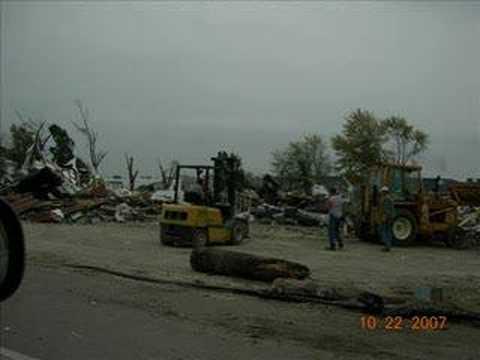 Nappanee, Indiana Tornado