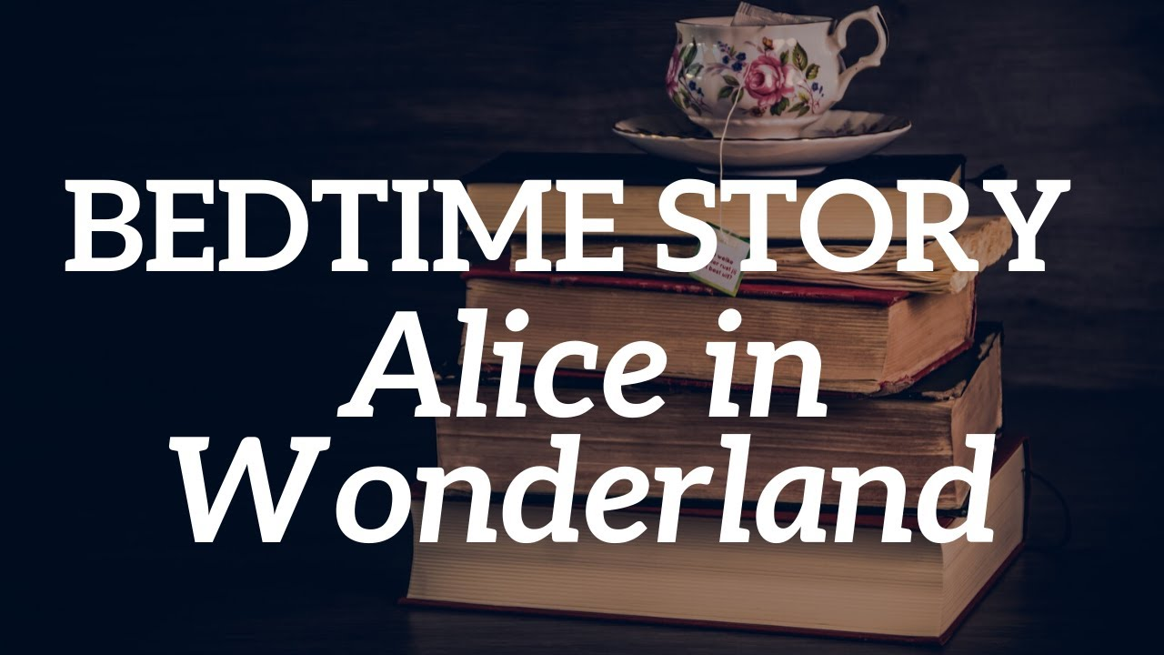 Bedtime Story for Grown Ups 🎩 Alice In Wonderland Chp 7 ☕ The Mad Hatter's Tea Party 🐁 Without music