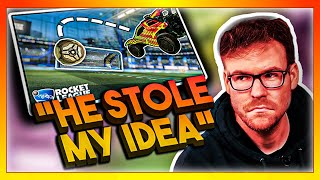 I stole Rocket League YouTubers' video ideas & here's how they reacted