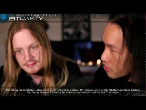 DRAGONFORCE - Interview w/ Marc Hudson and Herman Li // PitCam.TV