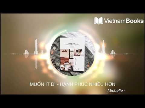 MUỐN ÍT ĐI - HẠNH PHÚC NHIỀU HƠN - Review sách   VietnamBook