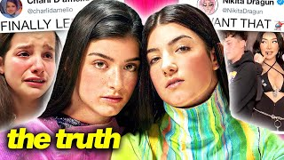 Charli & Dixie SPEAKS OUT Why They LEFT The Hype House, Nikita Dragun DRAGGED, Annie & Asher BREAKUP