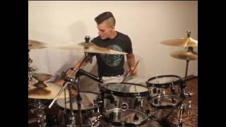 Calvin Harris feat. Rihanna - This is what you came for - Drum cover ( Emma Heesters vocal )