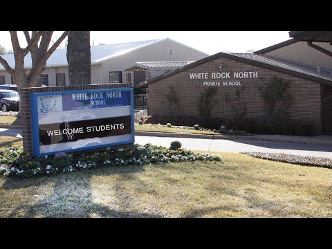 This is White Rock North School