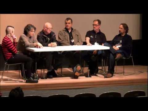 HPL@SAM -- Panel on Lovecraft Films (1 of 3)
