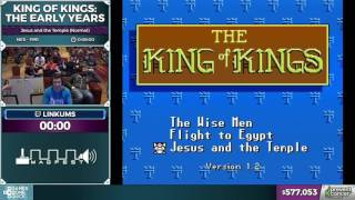 King of Kings: The Early Years by linkums in 4:26 - Awesome Games Done Quick 2017 - Part 105