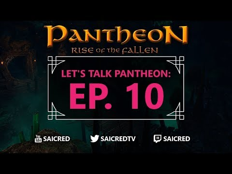"Let's talk Pantheon - Ep.10 ""Guild Currency?"""