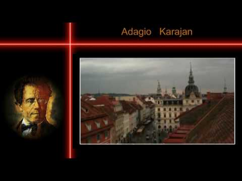 Mahler :  The glorious Adagios by Herbert von Karajan  - BPO