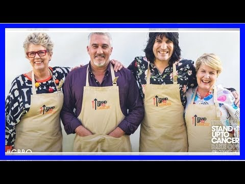 Channel 4 responds to claims that Paul Hollywood and others were paid for Great British Bake Off ch