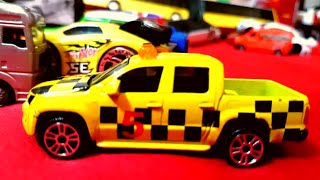 Toy Play cars for Children Play and Review