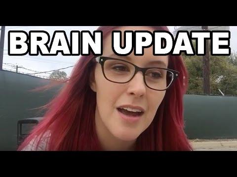 Brain Update - Let's send good vibes/prayers to Meg!