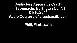 Medford Farms Apparatus Accident 01/10/14