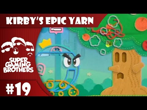 SGB Play: Kirby's Epic Yarn - Part 19 | The First Land is the Last Land