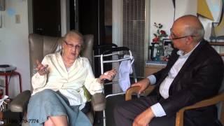 Interview with Samineh Baghche ban  مصاحبه با ثمینه باغچه بان در تلویزیون پیام جوان