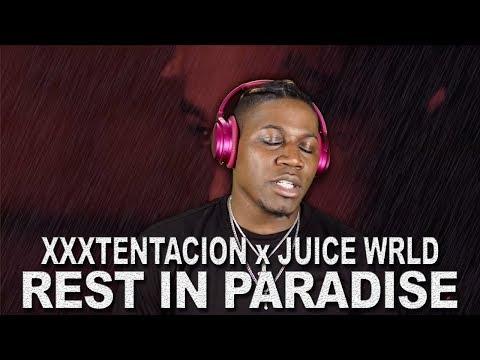 XXXTENTACION - No Pulse ft.Juice WRLD (Rest In Paradise) 2LM Reaction