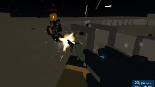 Roblox Phantom Forces - L86 LSW Rampage