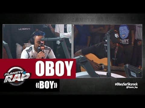 Youtube: Oboy«Boy» #PlanèteRap